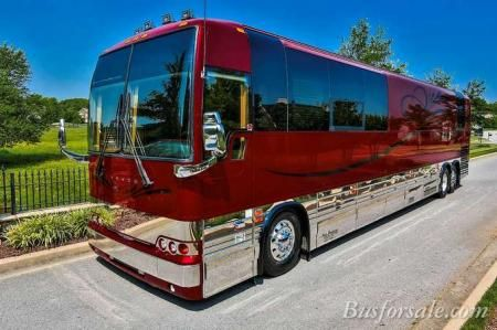 2009 Prevost bus | New and Used Buses, Motorhomes and RVs for sale