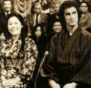 Ayako Fujitani and Steven Seagal | ... fujitani steven seagal tenshin dojo opening osaka ja miyako fujitani