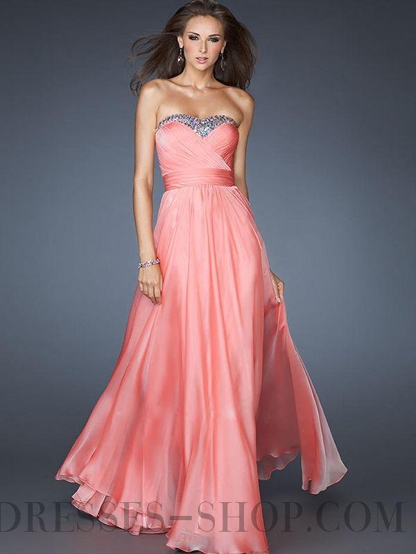 Mejores 187 imágenes de Prom Dresses en Pinterest   Vestidos de ...