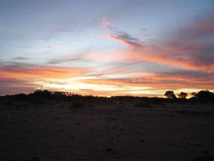 Sunset - Point Sampson, Pilbura, Western Australia.