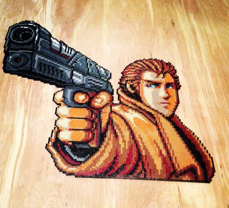 9.8k bead perler of Gillian Seed from the game snatcher on pc and Sega cd. This commissioned missioned piece was made live at twitch.tv/mebs_rx7 come check me out sometime and follow for the chance to win your own custom 9k bead perler! #perler #perlers #perlerbeads #fusebeads #perlerart #meltybeads #videogames #streaming #giveaway #wallart #commissioned #commissionedart #snatcher #pc #segacd #gillianseed #sega