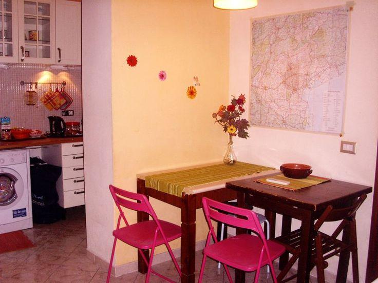 B&B Rome Kitchen