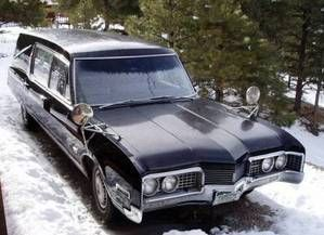 1967 Oldsmobile 98 Hearse we will own a hearse one day prolly next year sometime
