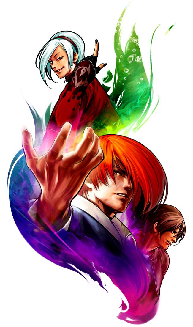 KOF XI - Promotional Artwork