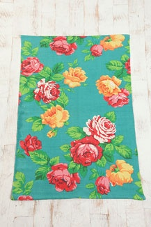 Mexican Roses Rug