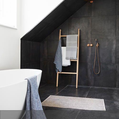 Badezimmergestaltung fliesen  Die 25+ besten Badezimmer ohne fliesen Ideen auf Pinterest ...