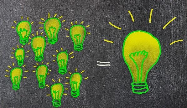 Zet je creativiteitsspier aan het werk. Tips voor het schrijven van een boek.