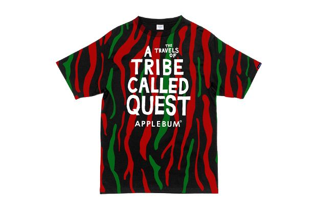 A Tribe Called Quest x Applebum 'Beats, Rhymes & Life - The Travels of A Tribe Called Quest'