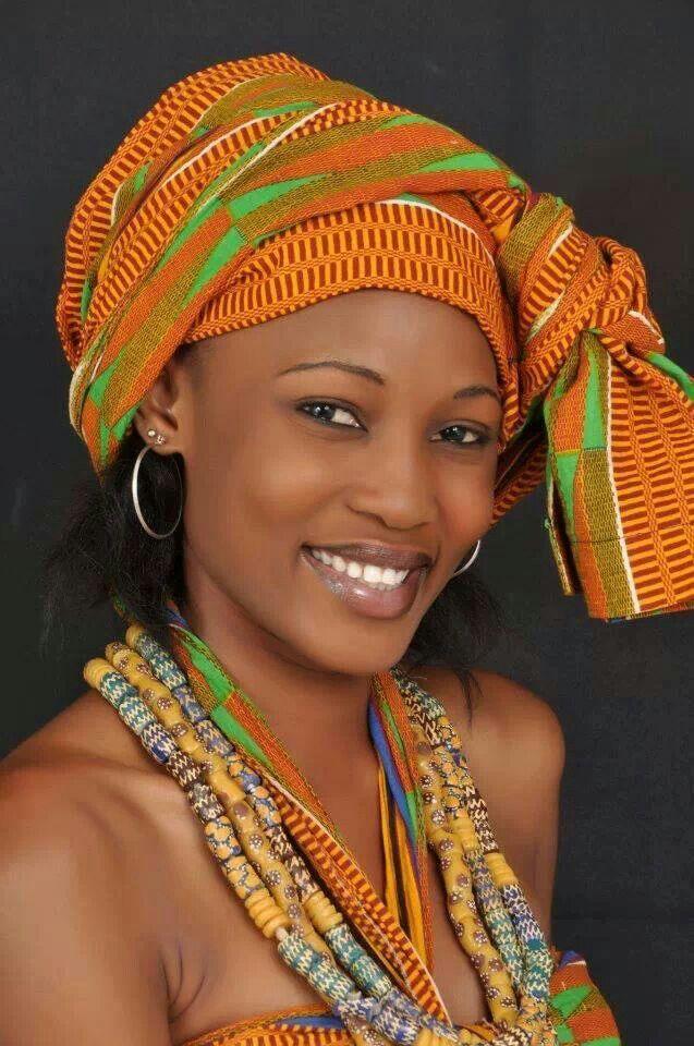Ghanaian beauty