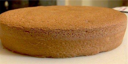 Universo dos Alimentos: O Melhor Pão-de-Ló do Mundo .... é VEGAN!