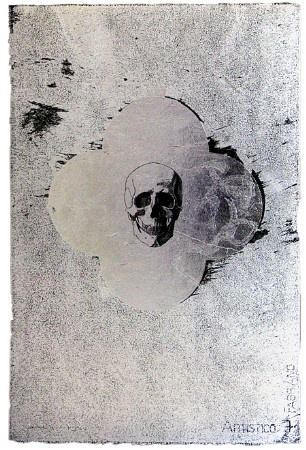 I really want this print by Max Gimblett $1890 from Gow Langsford Gallery. I have this obsession with skulls at the moment. #art #print #nz #skull