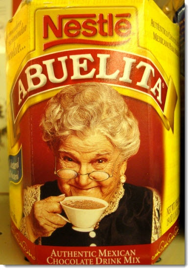The hot chocolate of my childhood! My absolute favorite!