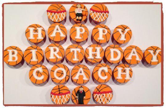 Basketball cupcakes - Cake by Skmaestas - CakesDecor