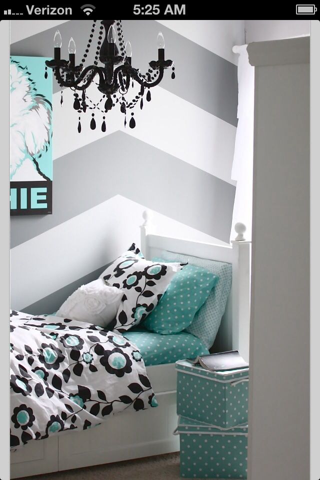 Girl bedroom and color scheme