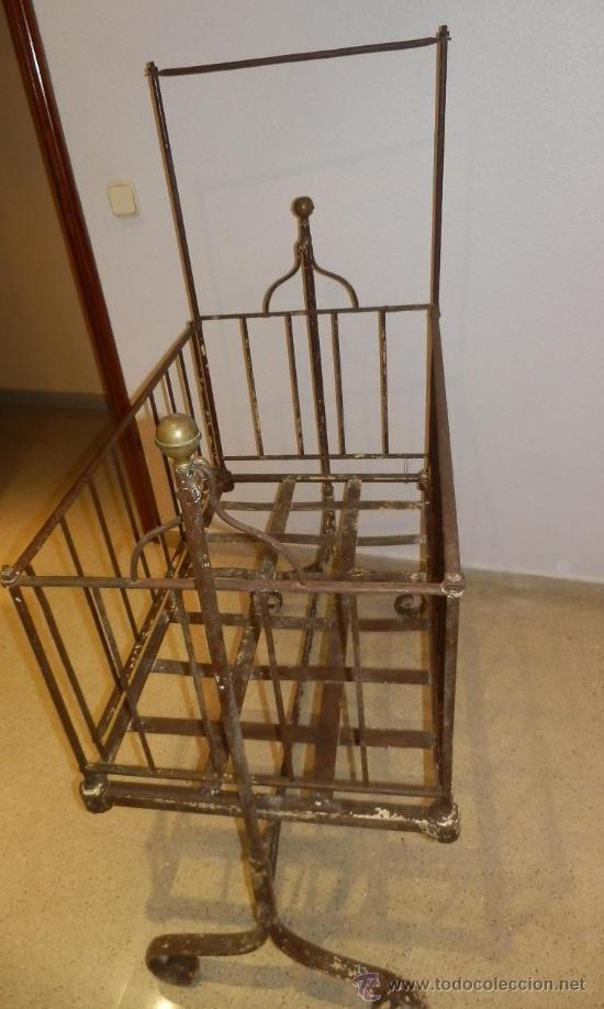 M s de 25 ideas incre bles sobre cuna de hierro en - Camas de hierro antiguas ...