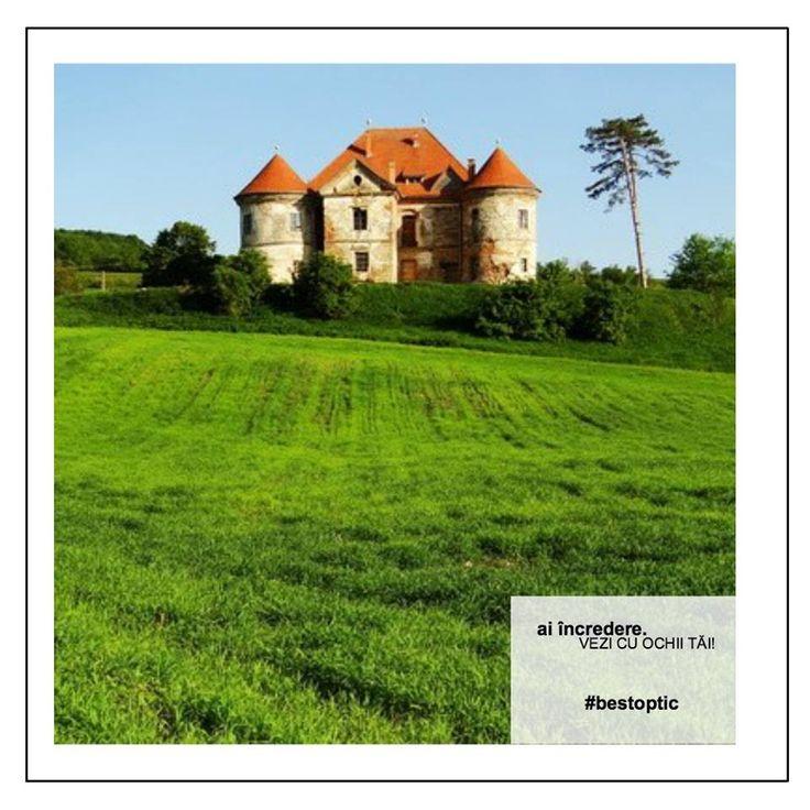 Castelul Pekri Ozd se află în inima Transilvaniei, în localitatea Ozd. Palatul a fost reconstruit de mai multe ori de-a lungul timpului, găzduind, totodată, o grădiniță, o școală, o casă de cultură sau un CAP. După '89, castelul a fost retrocedat doamnei Jude Mária, o moştenitoare din Franţa. Un loc #devazut vara aceasta! #casteleromania #bestoptic #travel