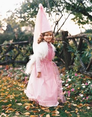 DIY princess costume for halloween - no sewing required!