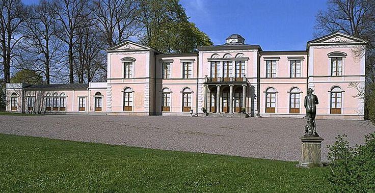 Rosendal, Sverige | Svenska & Europeiska slott & palats | slottsguiden.info