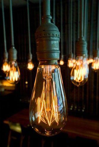 Edison Bulbs are HOT! #bulb #edisonbulbs by diann