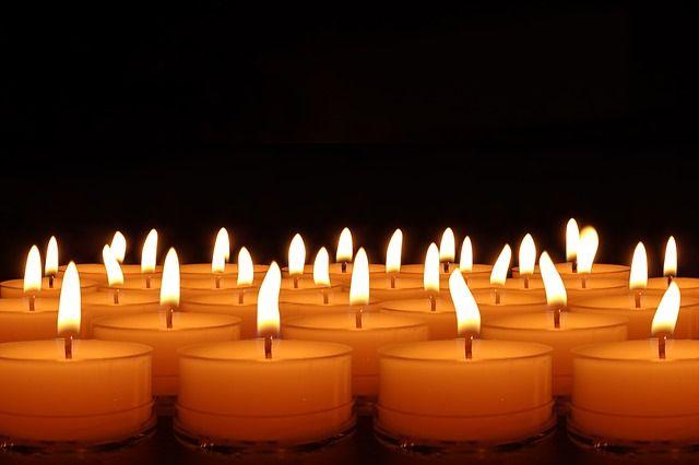 양초, 크리스마스, 축제, 촛불, 빛, 왁 스, 촛대, 등심, 로맨스, 기분, 티 라이트, 미러링