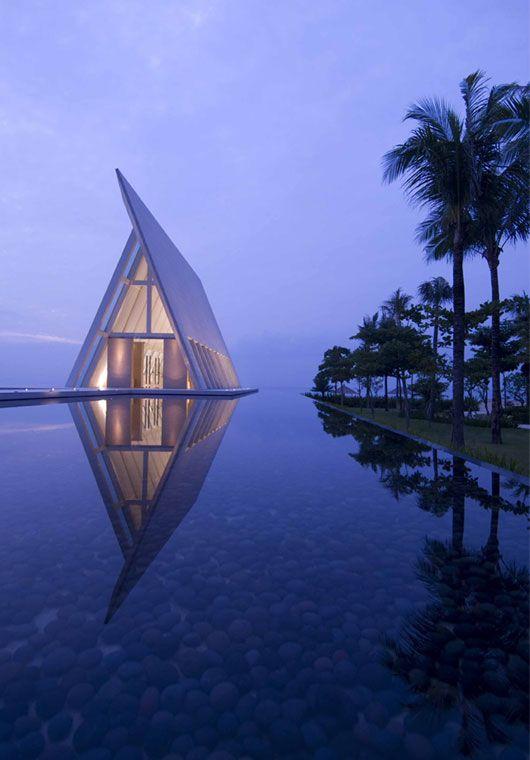 Conrad Bali Resort, Bali, Indonesia
