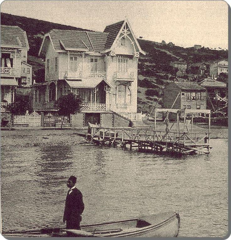 Kınalıada - 1914 Proti island - Istanbul.