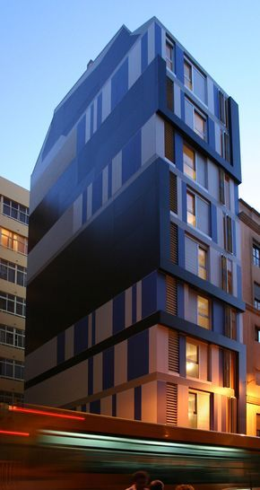 Best Apartment Buildings Images On Pinterest Architecture