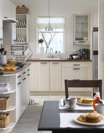 Ikea Kitchen - like the drawers