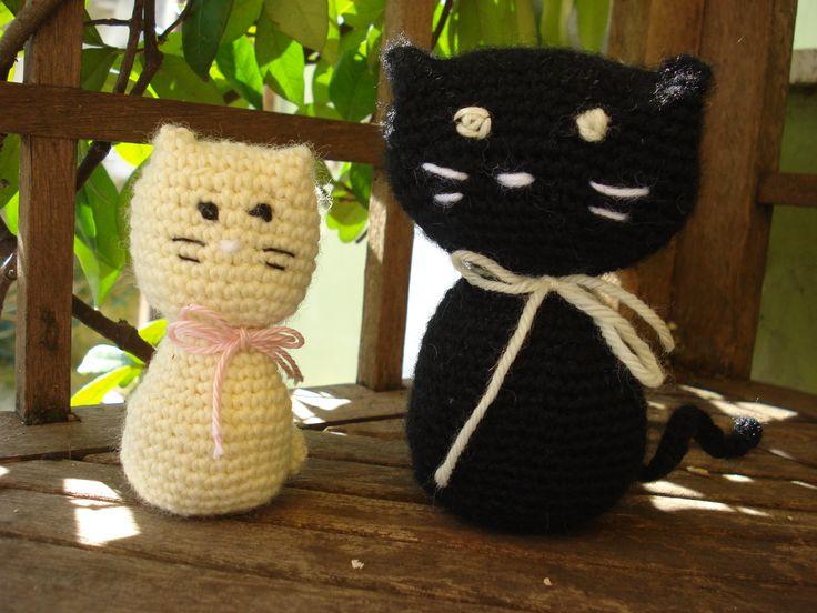 gattini amigurumi