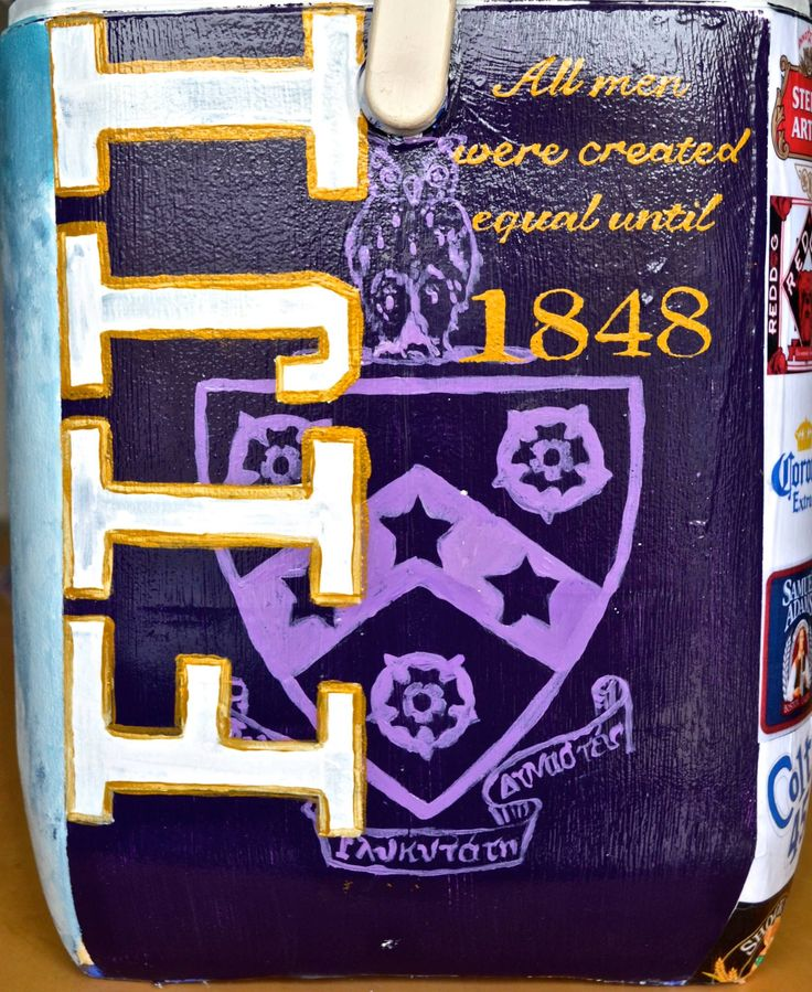 Animal house fraternity paddle ideas