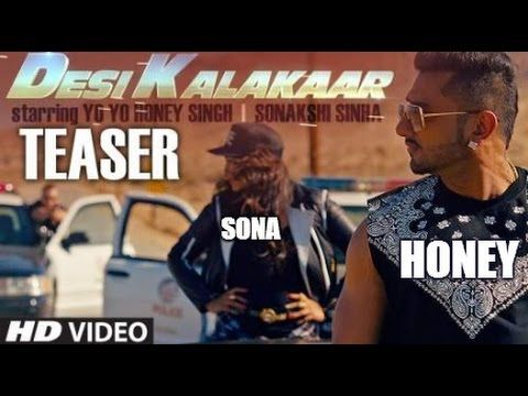 Official: Desi Kalakar - Yo Yo Honey Singh ft. Sonakshi Sinha Official F...