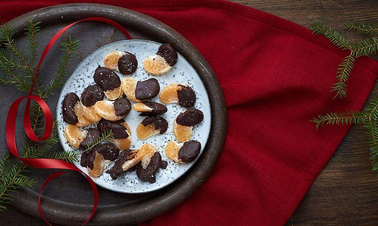 Chokladsoppa clementin och mer naturgodis
