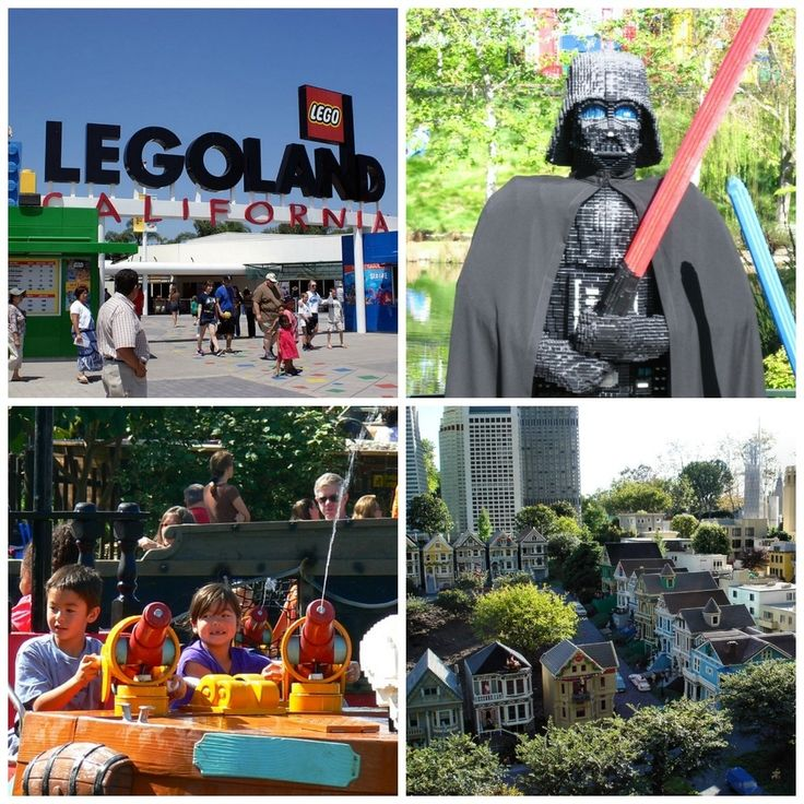Legoland in California and Florida | 19 Places That Will Make Your Kid's Dreams Come True