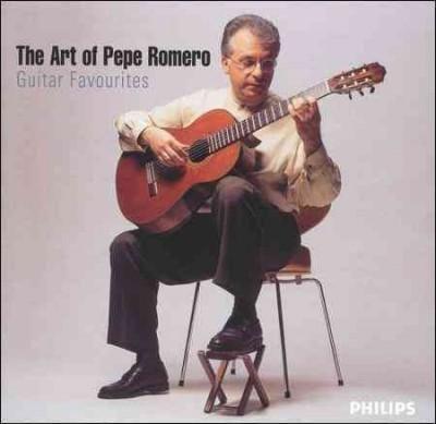 Pepe Romero - The Art Of Pepe Romero