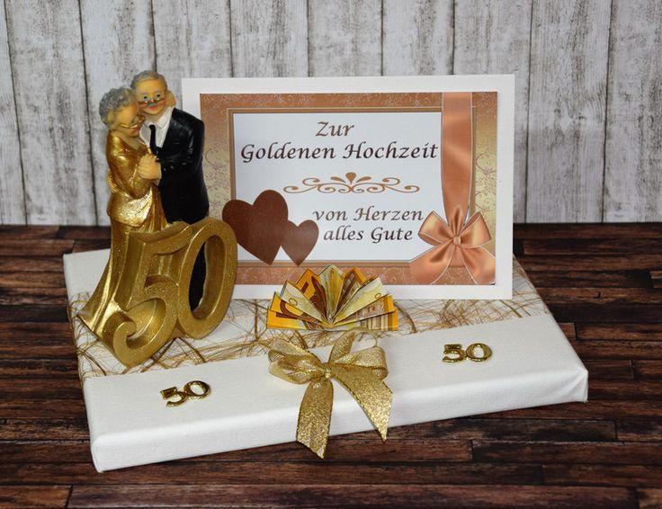 Geschenk Zur Goldenen Hochzeit