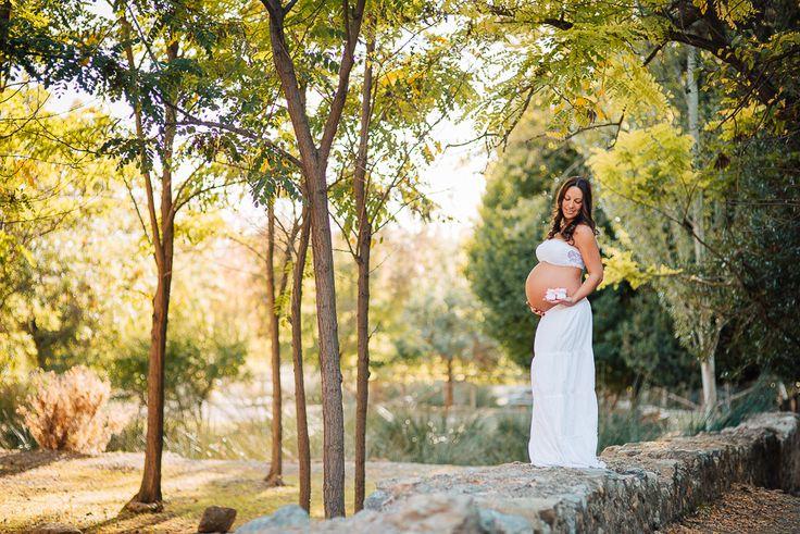 ESPERANDO A MARTINA  · Fotografía de embarazo en El Ejido Almería