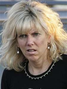 rielle hunter...aha besh...what comes around goes around...you've been dumped.