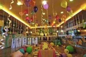 Çocuklara Özel Doğum Günü Partileri
