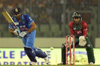 INDIA VS. BANGLADESH, ASIA CUP 2016