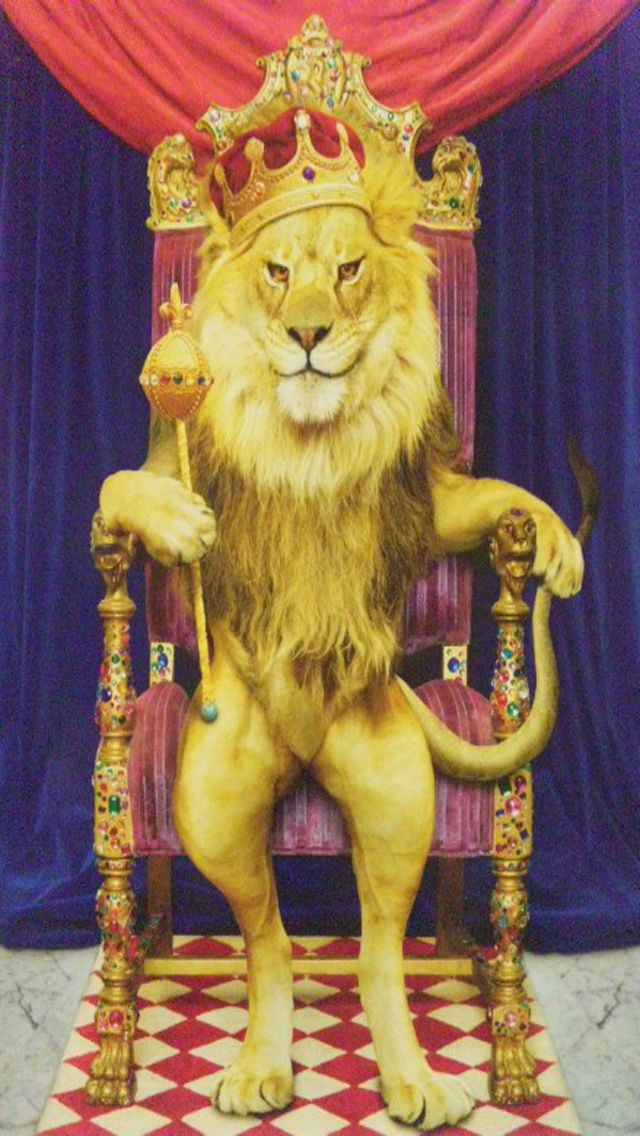 「王冠とライオン」 : ≪2016年に奇跡が起きる?≫驚くほど効果がある?金運が上がる壁紙&待ち受けとは? - NAVER まとめ