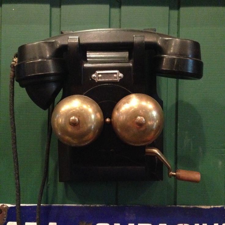 Teléfono Antiguo Smile :)