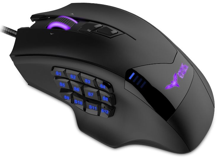 You may love the Havit HV-MS735 MMO Gaming Mouse if you're a hard-core gamer, but poor implementation of a few of its key features prevents it from being ideal for everyone.