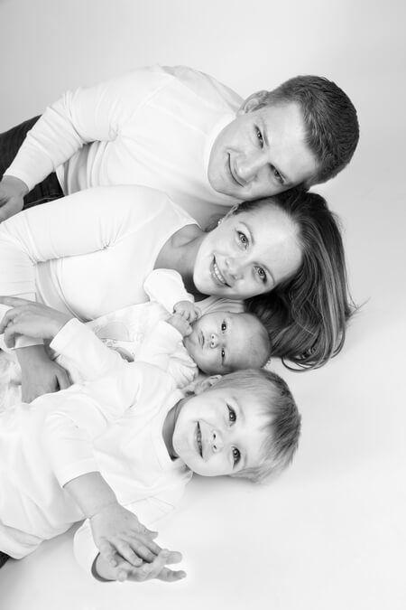 Familen Fotoshooting - PicturePeople Fotostudios