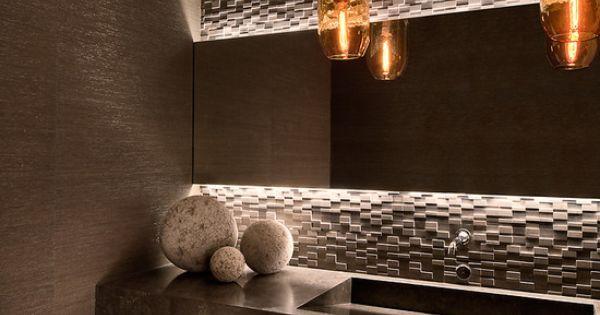 Ownby Design's Design | Modern Bathroom | home ideas | Pinterest | Современные Ванные Комнаты, Ванная и Современный