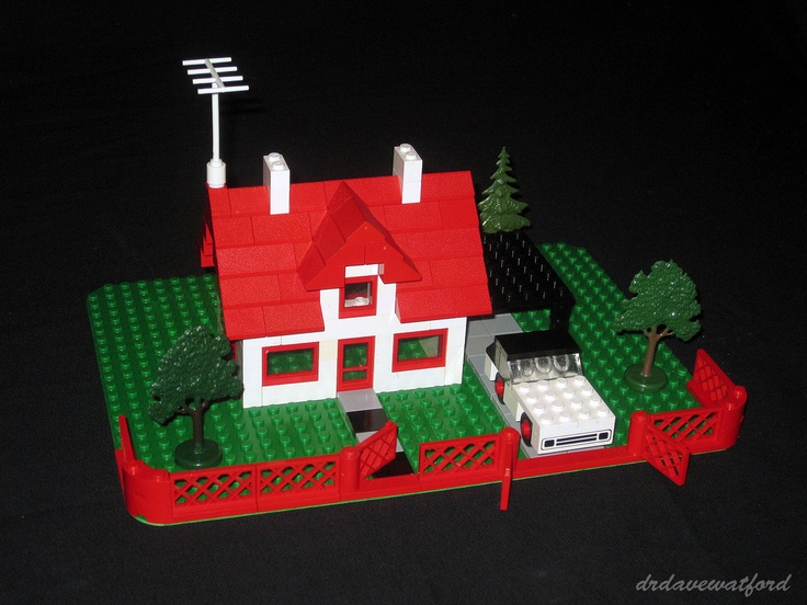 vintage lego house sets 1970's - Google Search