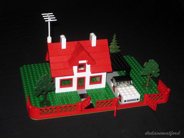Mitt första Legohus