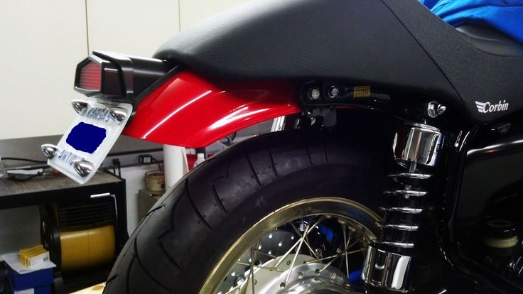 Goldwing Led Tail Lights