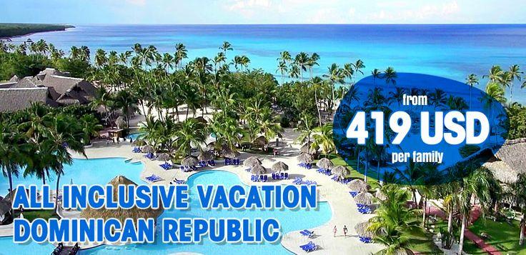 All inclusive vacation dominican republic exclusive for Dominican republic vacation ideas