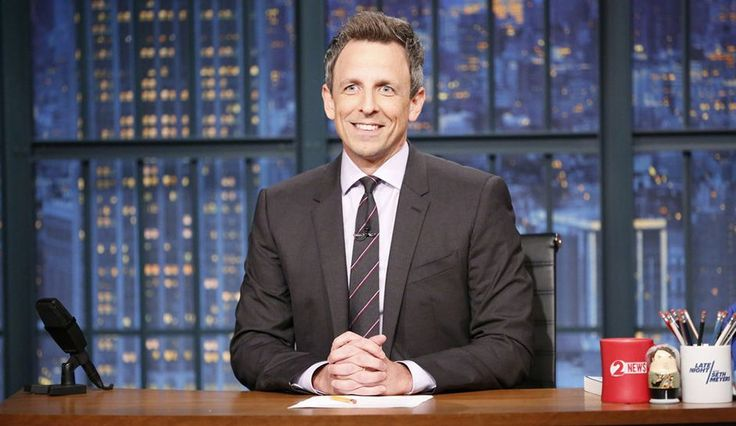 Seth Meyers Calls Out Fellow 'Saturday Night Live' Alum Al Franken After Sexual Abuse Allegations
