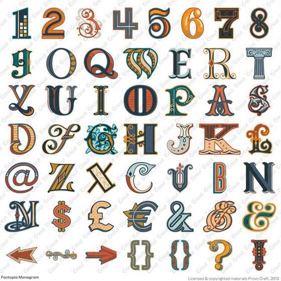 138 best cricut handbook images images on pinterest for Cricut craft room fonts